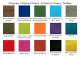 Fleece touw dik_