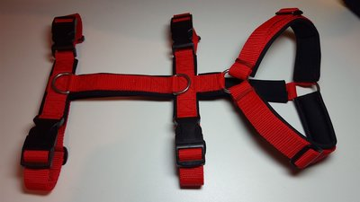 Anti escape harness size S (51-60cm)