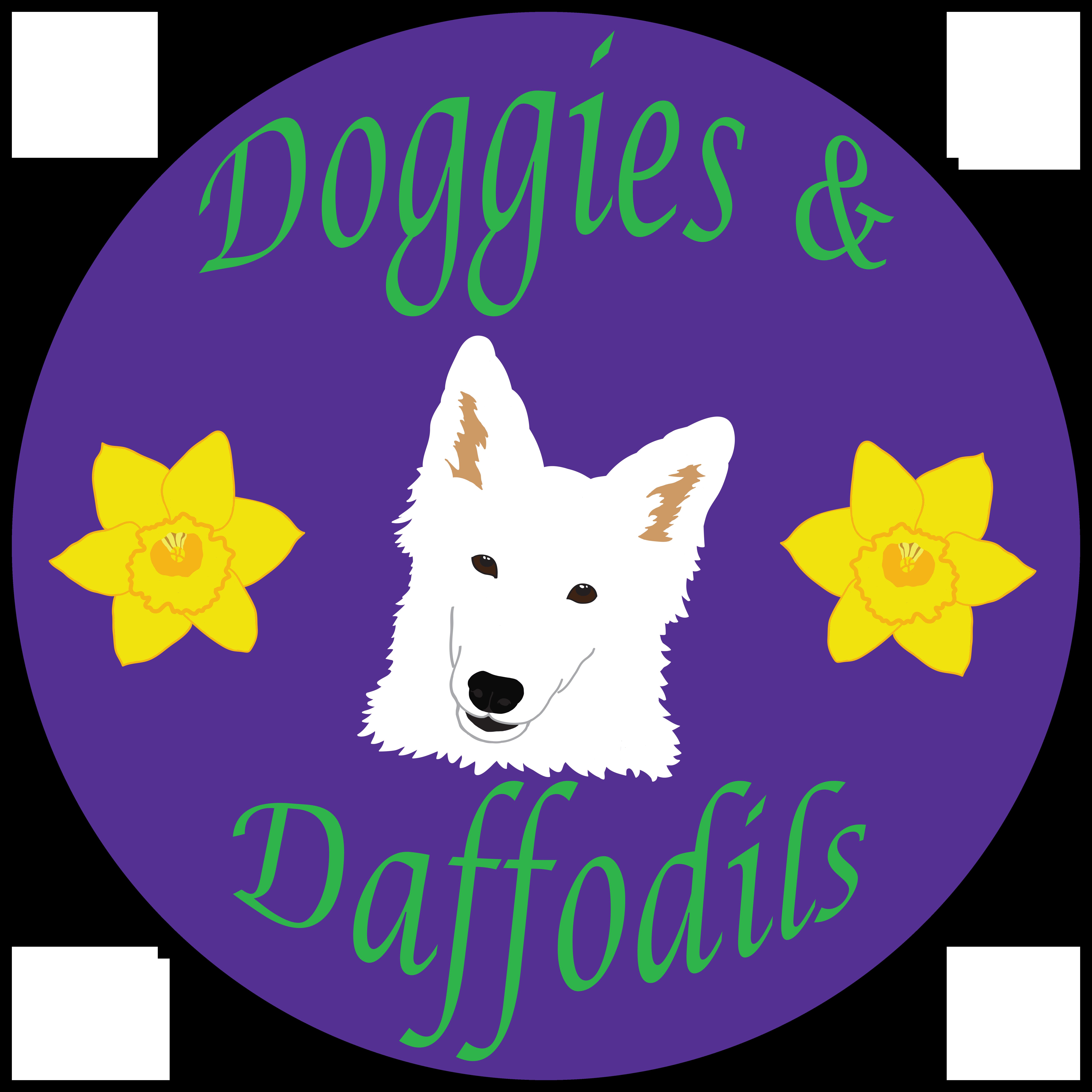Doggies & Daffodils